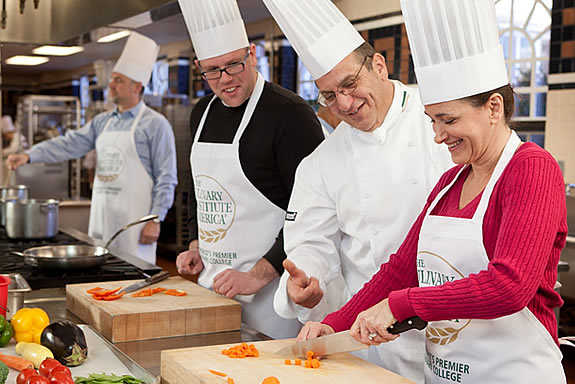 Have Some Weekend Fun at The Culinary Institute of America!