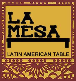 La Mesa: Latin American Table - A Student Charity Event