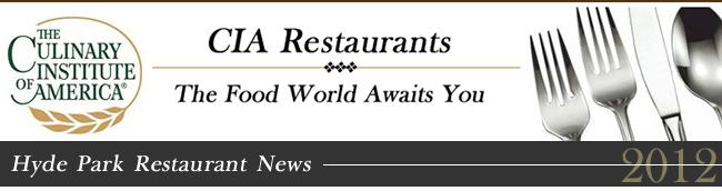 Hyde Park Restaurant News. The Food World Awaits You.