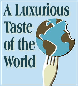 A Luxurious Taste of the World, a CIA senior charity dining event on November 1, 2014 at the Ristorante Caterina de' Medici at the CIA, Route 9, Hyde Park, NY 12538
